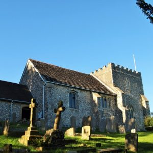 Bramber church