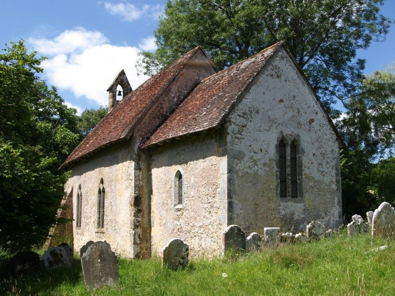 Chithurst church