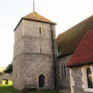 The 11th century tower