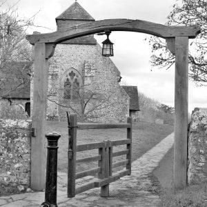Friston Tapsel gate