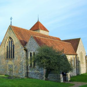 Godmersham church