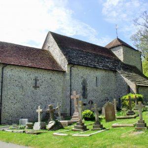 Ovingdean church