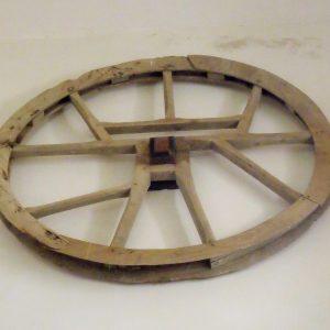 15th century bell wheel