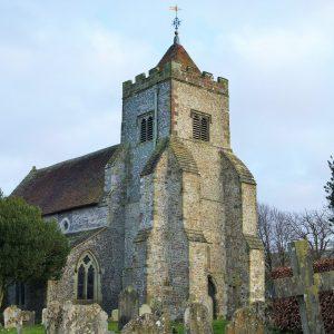 West Firle church
