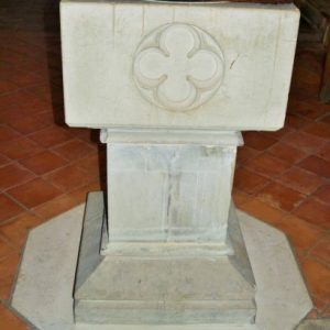 The 19th/15th century font