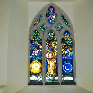 Gage chapel east window