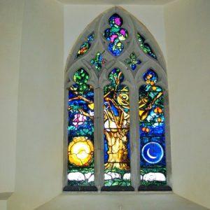 Gage chapel east window
