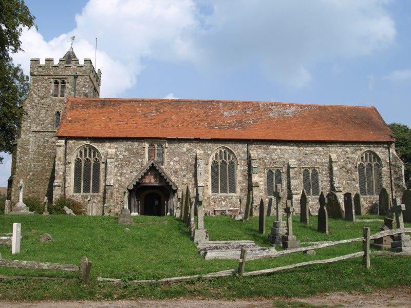 Brede church