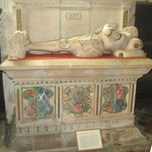 Sir goddard Oxenbridge tomb