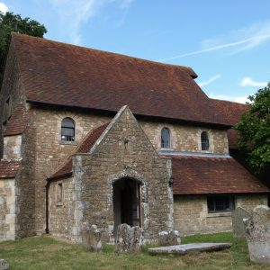 Elsted church