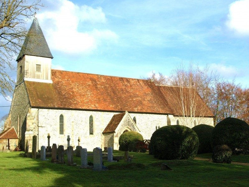 Extton church