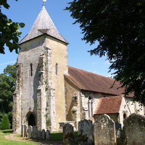 Trotton church
