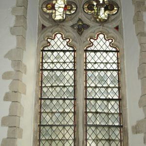 An early 14th century window