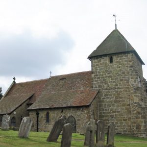 Bidborough church