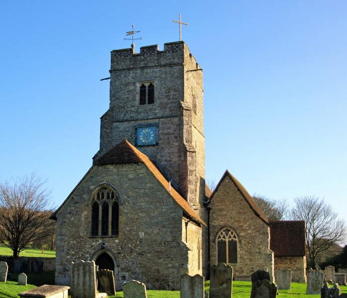Boxley Church