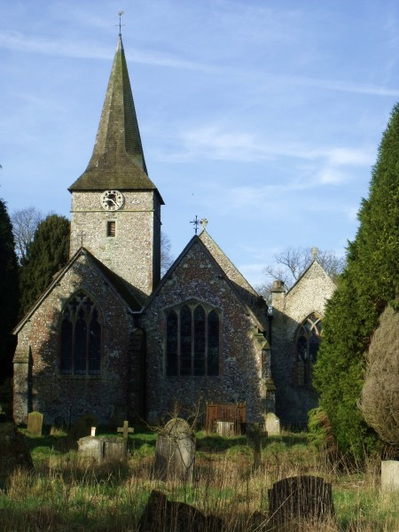 Cudham Church