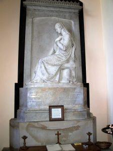Elizabeth Poyntz memorial