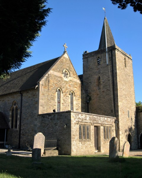 Easebourne church