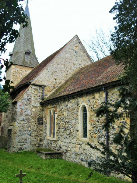 Fordwich church