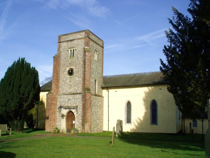 Knockholt Church
