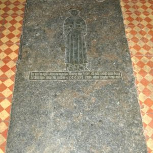 15th century memorial brass