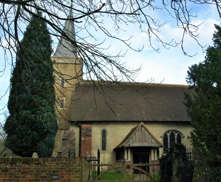Westwell Church