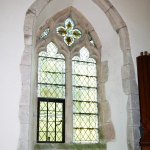 2 light nave window