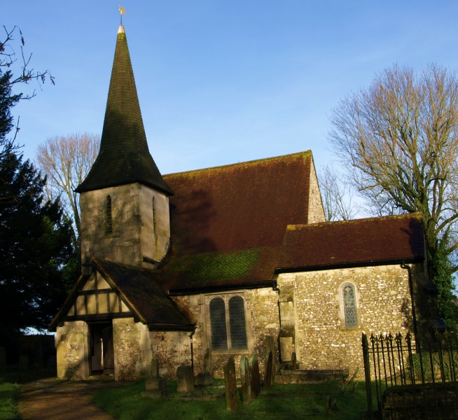 Chaldon Church