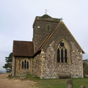 Chilworth Church