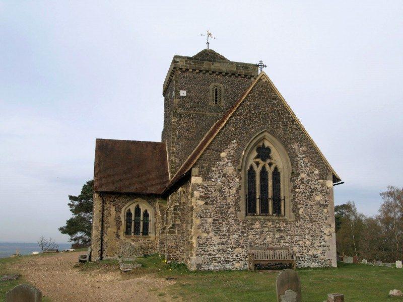 Chilworth Church