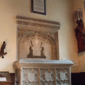 The Wyddowsoun tomb