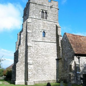 The tower, St Peter and St Paul