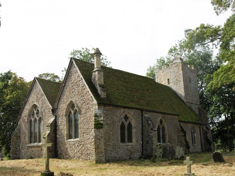 Snave Church