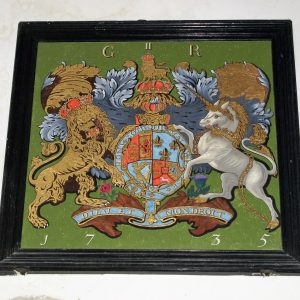The Royal Arms of 1735