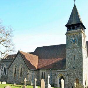 Stoke d'Abernon Church