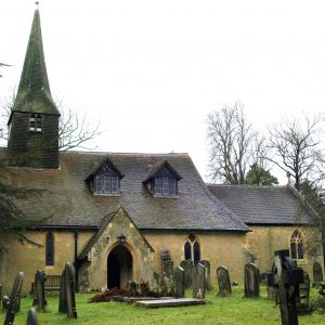 Tandridge Church