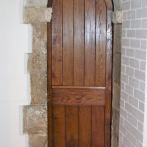 Early Norman priest's doorway