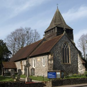 West Clandon Church