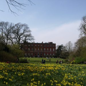 Clandon Park mansion