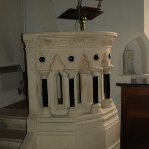 The 19th century pulpit