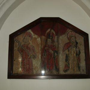 A medieval triptych