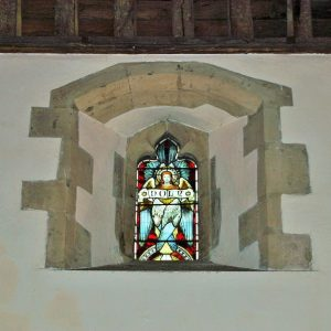 Clerestory window