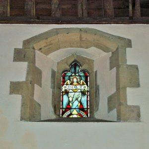 Clerestory window