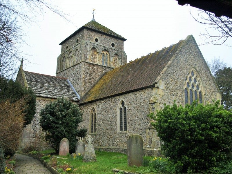 Old Shoreham Church