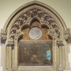 The Hardinge memorial
