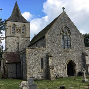 Pevensey Church