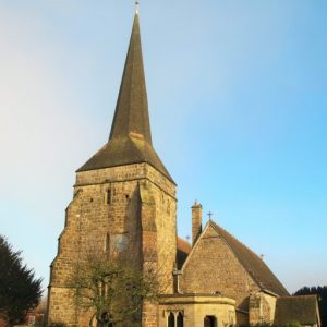 West Hoathly Church