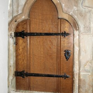 Chantry Chapel aumbry