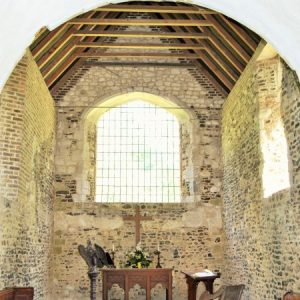 13h century chancel