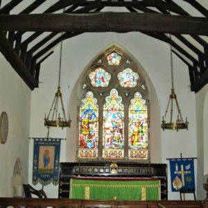 13th century chancel